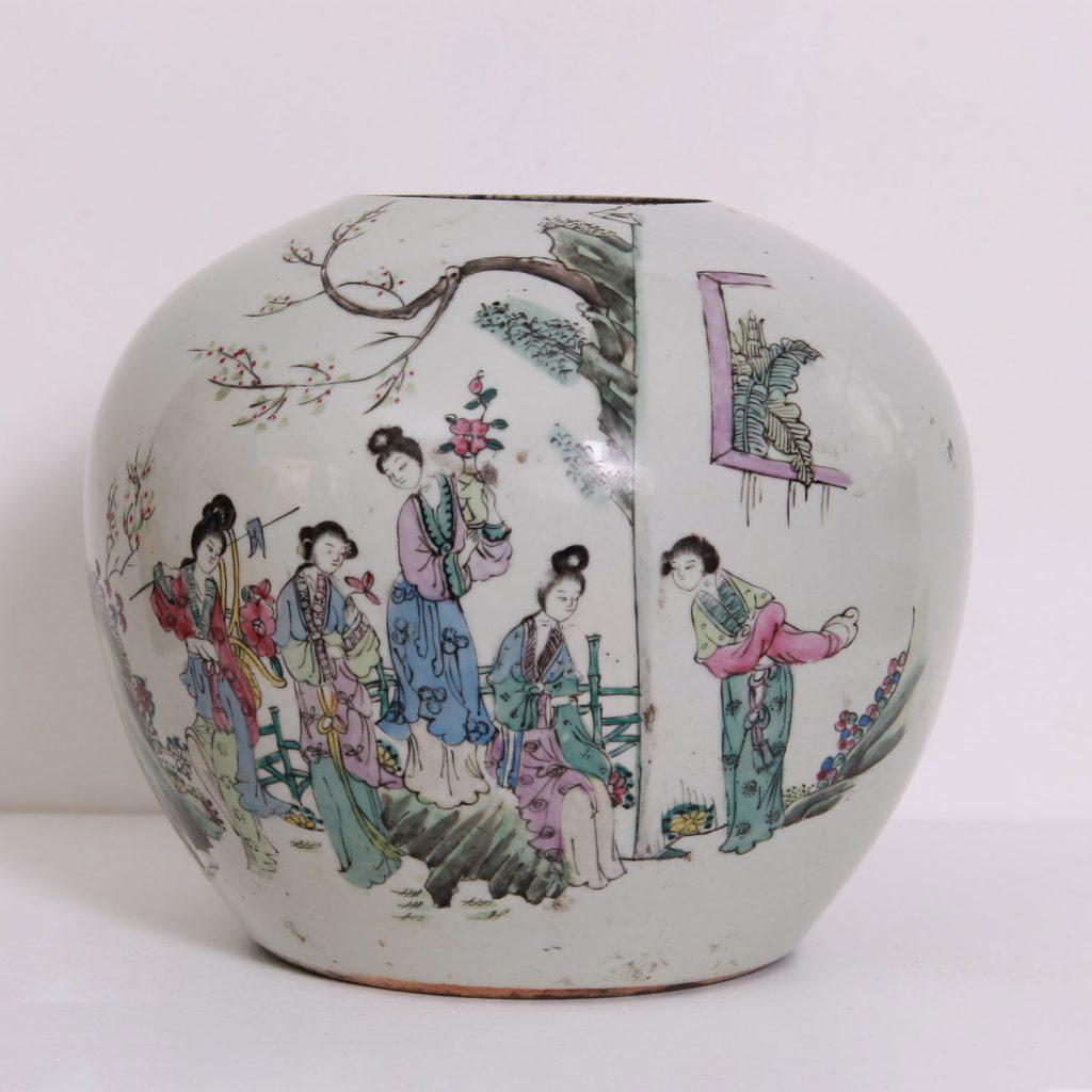 Poterie en porcelaine de Chine de Tresorient