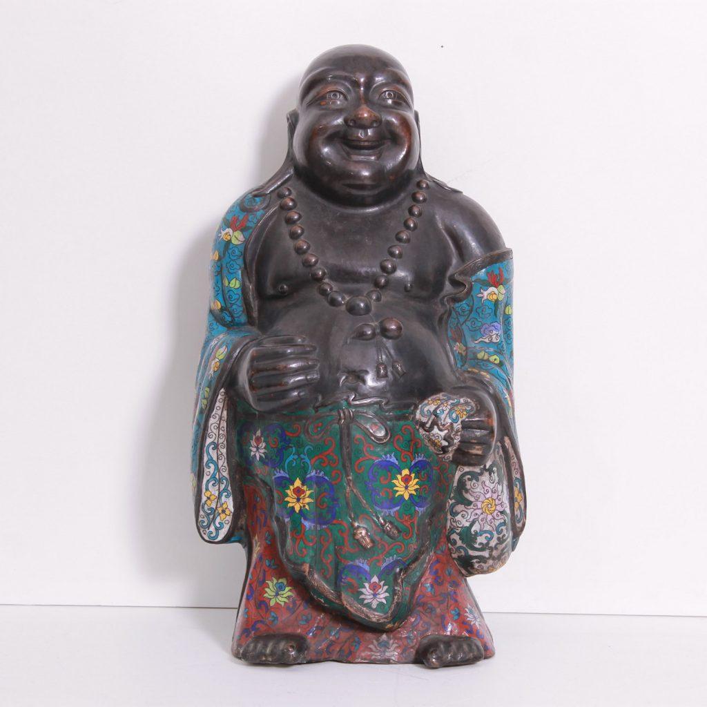 Bouddha cloisonné